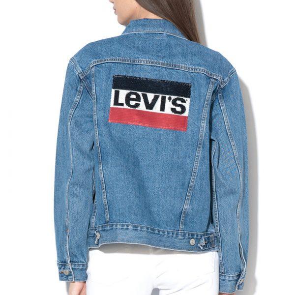 Jacheta de blugi dama levi's
