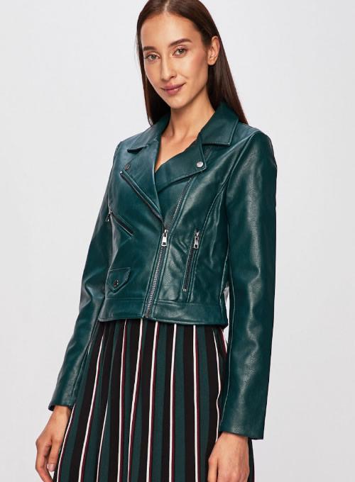 Jachete piele ecologica dama