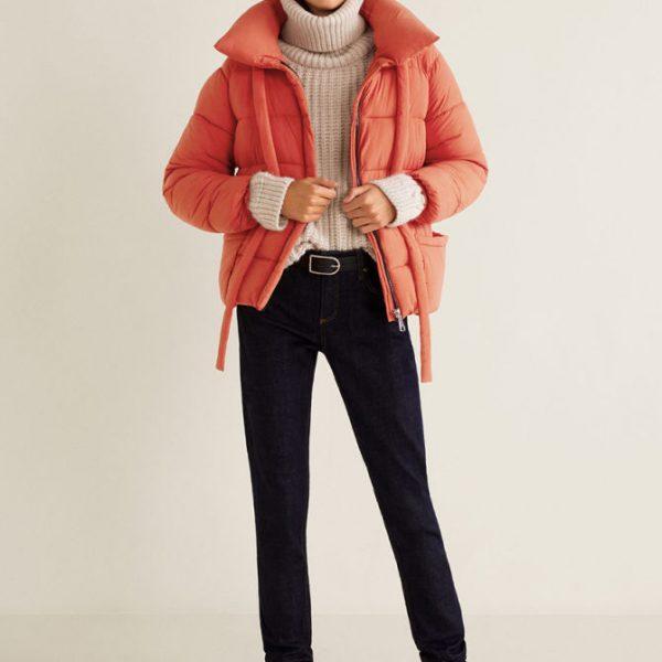 Geaca la moda dama scurta